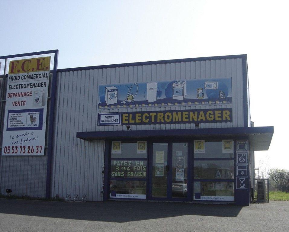 F.C.E. Électroménager